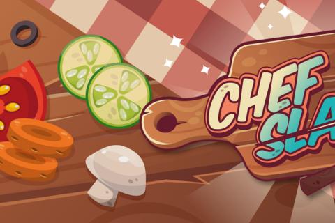 Chef Slash HTML5 Game Title