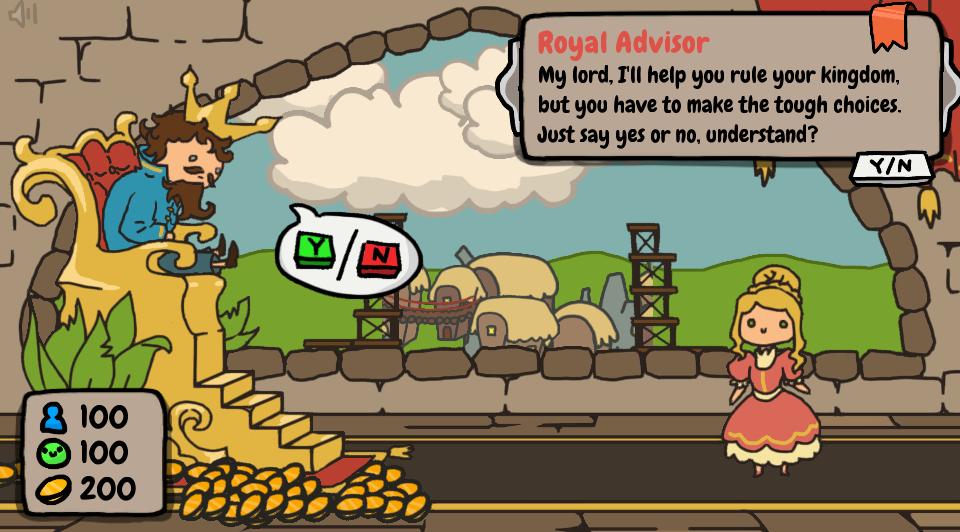 Sort the Court royal advisor