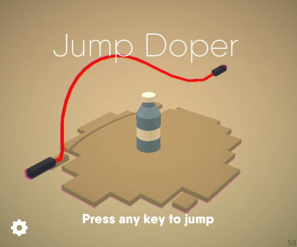Jump Doper bottle