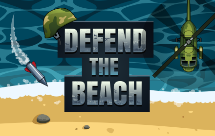 Defend the beach featured