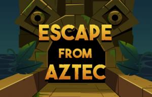 Escape from Aztec title