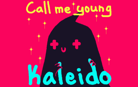 Call me young keleido title