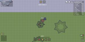 MooMoo game - collecting food