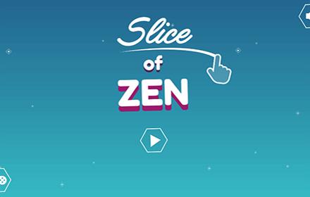 Slice of Zen html5 featured