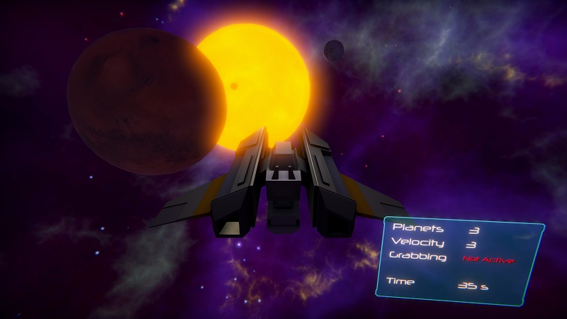 Space Mayhem 3048 - screenshot