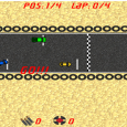 Bandit Racer is one of the new HTML5 games that combine two standalone gaming components into one package, and do a great job at that....