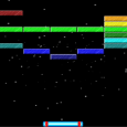HTML5 Canvas Breakout is an HTML5 demo of the class brick/breakout game. Nobody can possibly get bored of new games based on the classic context...