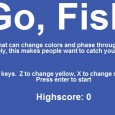 Go, Fish is one of those games you can turn to in those hours of boredom that seem to linger on forever! You get to...