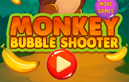 monkey bubble shooter - featured image