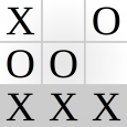 Noughts and Crosses is a HTML5 version of the famous game. You play against the computer, and the first who has three aligned spots wins...
