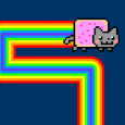 Snake Nyan Cat is a combination of the famous snake game, and the annoying Nyan Cat. You are controlling the Nyan Cat across a small...
